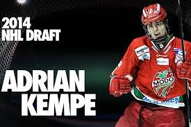 NHL Draft 2014: Pro Player Comparison and Scouting Report for Adrian Kempe  | Bleacher Report | Latest News, Videos and Highlights