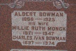 Charles Ivan Bowman (1897-1974) - Find A Grave Memorial