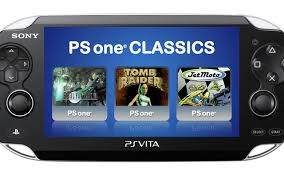 full list of psone games on ps vita