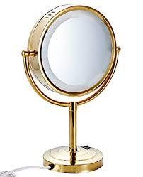 cavoli 8 5 inch led makeup mirror