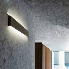 Phòng Khách Tối Giản Hiện Đại Hành Lang Cầu Thang Đèn Treo Tường Đèn LED Ốp  Tường Chiếu Sáng Trang Trí Đầy Sáng Tạo, Màu Chụp Đèn: Black-15cm 6W (Màu  Trắng Ấm)