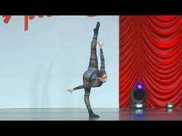 Ava Wagner - Escape (Recompete for Best Dancer) - YouTube
