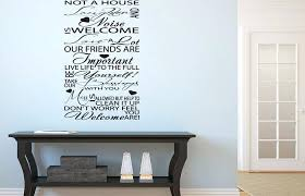 bathroom wall decals quotes wall decals