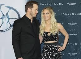 Chris Pratt keeps cropping Jennifer Lawrence out of photos - CBS News