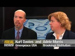 Adele Morris and Kurt Davies | The Real News Network
