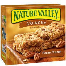 are nature valley granola bars vegan