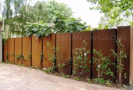 Customized Wall Cladding Rusty Weathering Corten Steel Plate Sheet Coil Manufacturers Suppliers Factory Direct Price Anhuilong