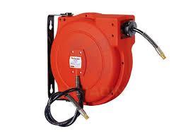 air and water low pressure hose reel