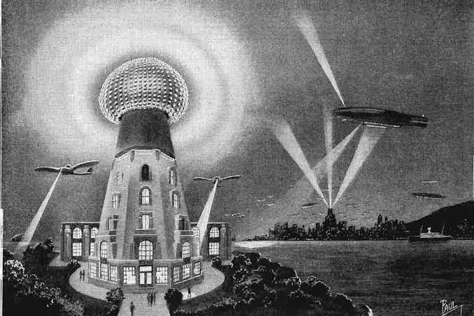 "Hasil gambar untuk nikola tesla wireless electricity"""