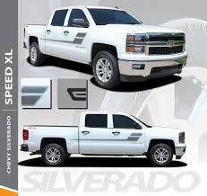 Speed Xl Silverado Door Stripes Silverado Decals Silverado Graphics