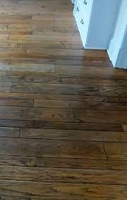 clean hardwood floors with vinegar