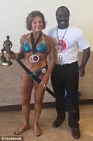 74-year-old San Diego champion body builder now bests women half ...