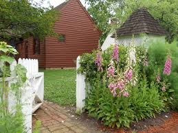 garden ideas from colonial williamsburg