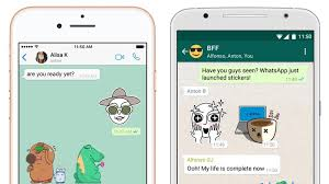 How To Create Stickers In Whatsapp Getting Started With Making Stickers For Whatsapp Ndtv Gadgets 360