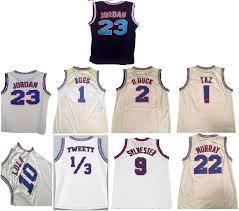 MyPartyShirt - Bill Murray Tune Squad Jersey Space Jam Basketball 22 Movie  Costume Uniform Gift - Walmart.com - Walmart.com