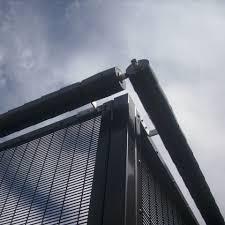 Roller Barrier Bluedog Fences