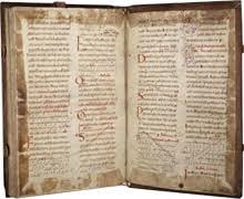 Les incunables, les premiers livres imprimés au XVème siècle ...