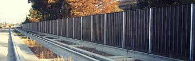 Commercial Fencing Acoustic Barriers