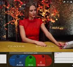 Online Baccarat or Play Real Dealer Baccarat live from studios
