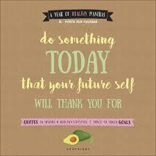 your future self calendar calendar club uk