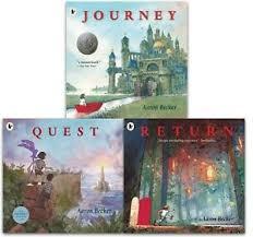 Journey Trilogy Aaron Becker Collection 3 Books Set Pack Journey, Quest,  Return | eBay