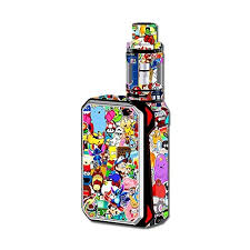 Skin Decal Vinyl Wrap For Smok G Priv 220w Vape Mod Stickers Skins Cover Sticker Collage Sticker Pack Wish
