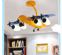 Decora Air Plane Design Hanging Lamp Semi Pendant L78cm Led Blue And Yellow Color Children Kids Room Home Surface Mounted Ceiling Lights Pendant Lamp Modern Ceiling Lights From Liuyuhan2015 167 85 Dhgate Com