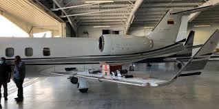 Autoridades de EEUU incautaron un avión venezolano que ...