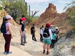 Desierto de La Tatacoa – info (aquí) – EL GRAND TOUR