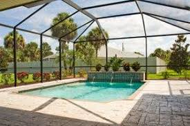 Pool Enclosure Cost Screens Cages Glass Domes Homeadvisor
