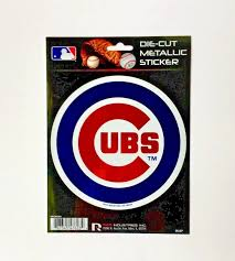 Decals Stickers Vinyl Art Home Garden Chicago Cubs Baseball Vinyl Decal Car Sticker Wall Truck Choose Size Color Adrp Fournitures Fr