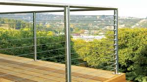 Cable Railing Ideas Cable Deck Railing And Staircase Design