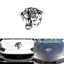 Tiger Head Car Decal Vinyl Sticker For Wall Or Window Bumper Panel Archives Statelegals Staradvertiser Com