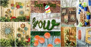 Inspiring Garden Fence Decor Ideas For Your Dream Garden