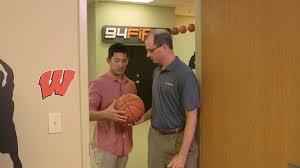 "Adam Yamaguchi on Twitter: ""RT @CBSInnovationTV: What's a smart basketball?  @adamyamaguchi meets up w/ the CEO of @InfoMotionTech TMRW on #CBS!  https://t.co/1r6Dfg6o6e"""