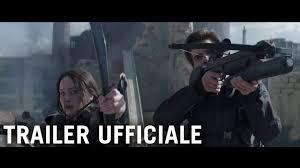 Hunger Games - Il Canto della Rivolta: Parte 1 - Trailer Ufficiale ...