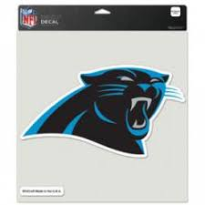 Carolina Panthers Stickers Decals Bumper Stickers
