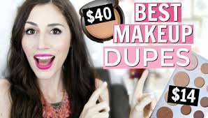 the est best makeup dupes you