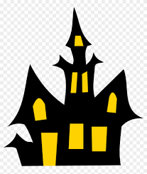 Explore Halloween Flyer Halloween Clipart And More Haunted House Clip Art Free Transparent Png Clipart Images Download