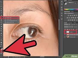 apply makeup in adobe photo cs3
