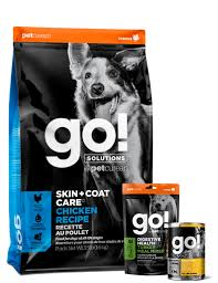 go solutions premium dog food