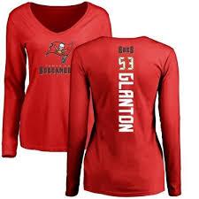 Adarius Glanton Tampa Bay Buccaneers Women's Red Pro Line Backer ...