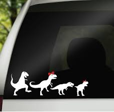 Dinosaur Family Car Window Vinyl Decals Car Family Stickers Etsy Family Car Decals Family Car Stickers Car Decals Vinyl