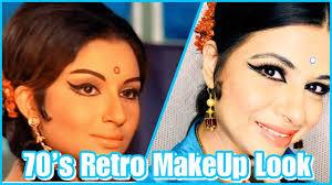 retro makeup look ii sharmila ore
