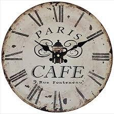 perla pd design horloge murale de