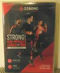zumba high intensity cardio tone 60 min