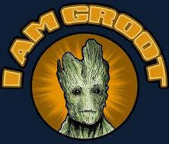 Guardians Of The Galaxy I Am Groot Color Vinyl Decal Collector S Heaven