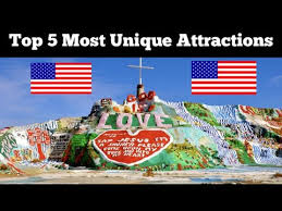 top 5 weirdest us places you have to