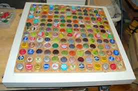 diy and chic bottlecap table my