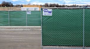 Rent A Fence Cost Temporary Fence Rental Rates United Site Services